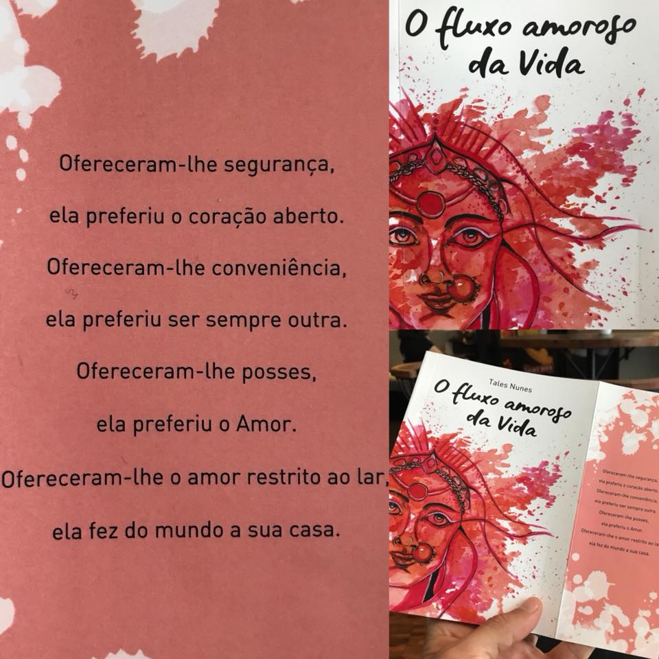 Livro: O fluxo amoroso da Vida